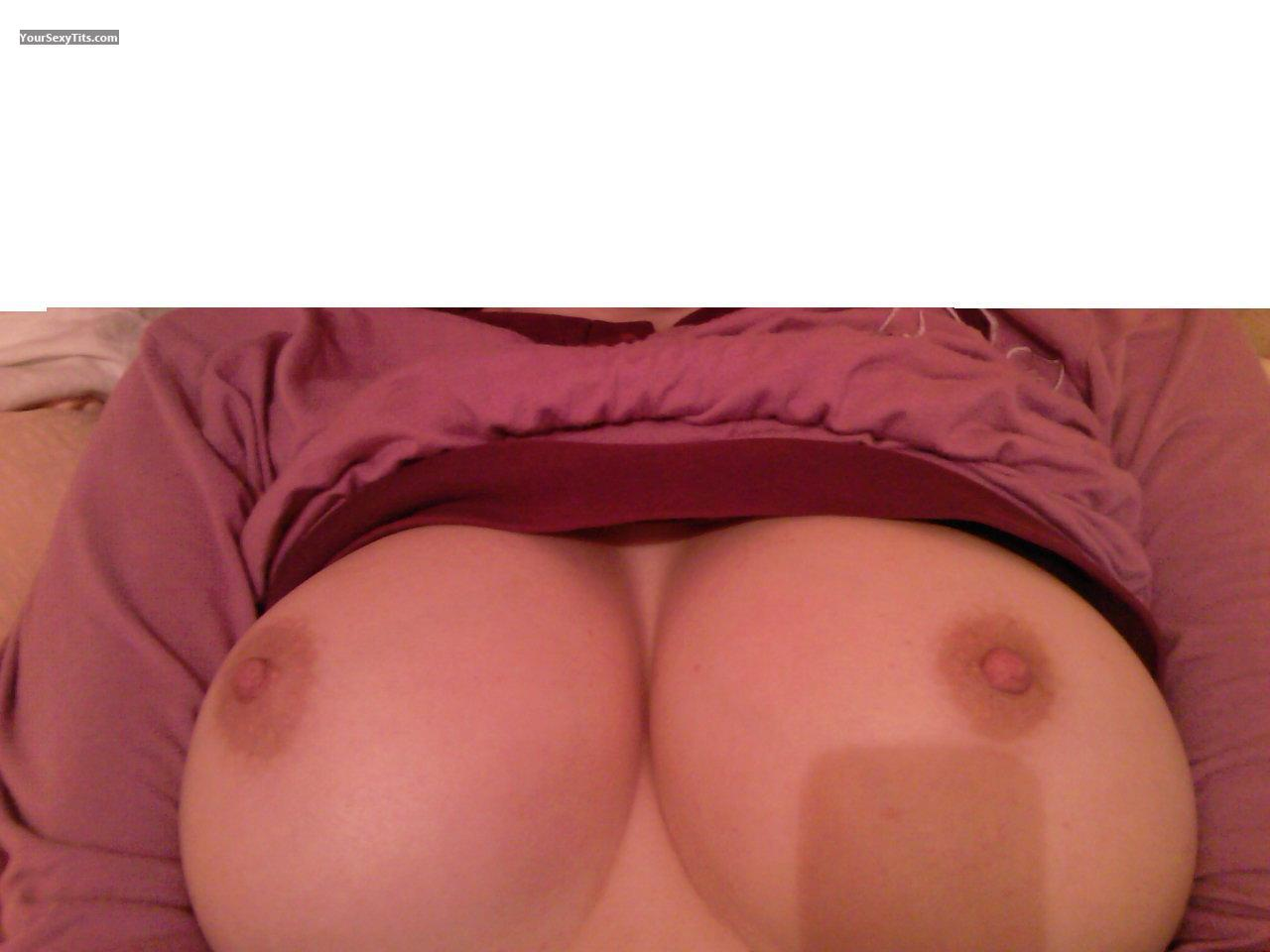 My Big Tits Selfie by Irma